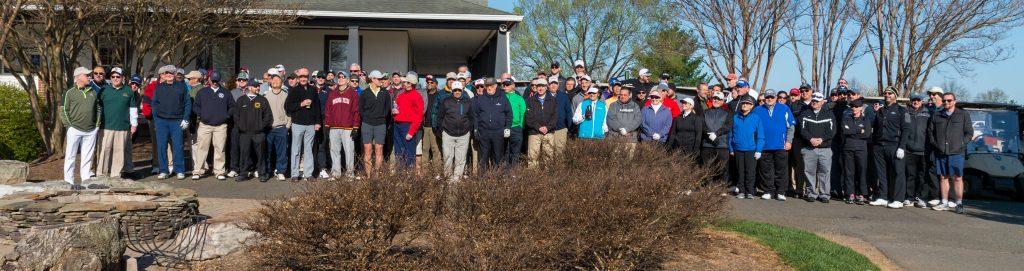 2018 Golf Tournament Participants